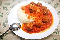 番茄烩肉丸的做法