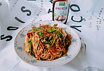 #百变鲜锋料理#炒合菜的做法