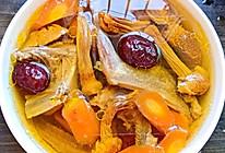 松茸红枣鸽子汤的做法