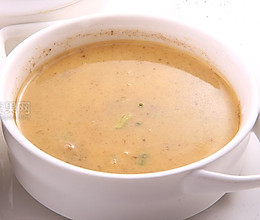 清炖鸡汤—《顶级厨师》参赛作品的做法