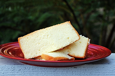 风味独特的海绵蛋糕#百吉福芝士力量#
