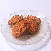 燕麦减肥代餐饼干的做法图解6