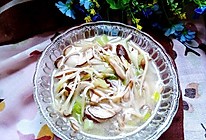 香菇银鱼汤的做法
