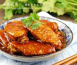 茄汁鸡翅(备足米饭)的做法