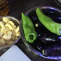 东北炖-土豆茄子大尖椒的做法图解2