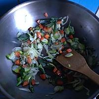 #菁选酱油试用#肉末杂蔬炖豆腐的做法图解8