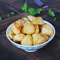 迷迭香辣土豆的做法图解9