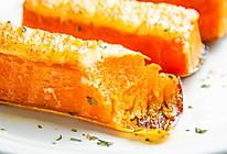 芥末酱烤南瓜的做法