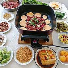 #中秋团圆食味#东北-家庭烤肉