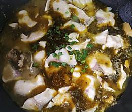 酸菜鱼(家常)的做法
