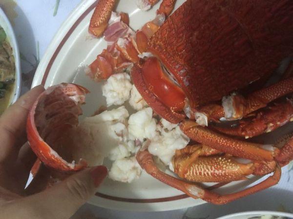 清蒸澳洲大龙虾的做法