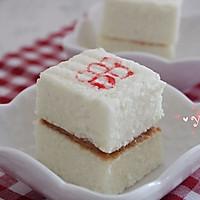 消耗蛋白--清新软绵的蛋白蛋糕的做法图解7
