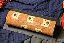 手绘蛋糕卷#跨界烤箱 探索味来#的做法