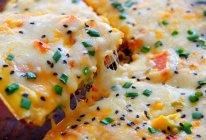 奶酪鸡蛋披萨│零失败巨好吃的做法