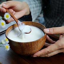 润肤的杏仁蛋白茶