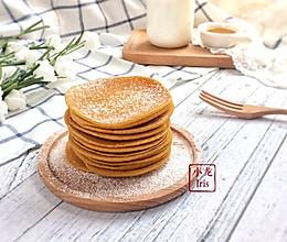 健康粗粮小点心:蜂蜜玉米面饼#初夏搜食#的做法