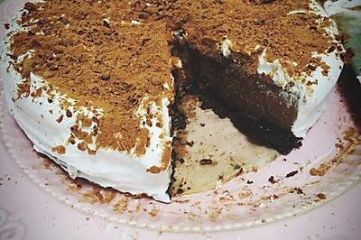 巧克力芝士蛋糕_Ludy
