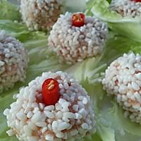 李孃孃爱厨房之——珍珠丸子的做法图解5