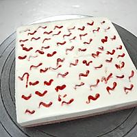 草莓芝士条的做法图解12