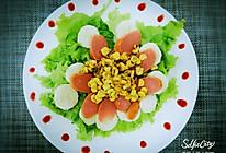 黄油玉米沙拉的做法