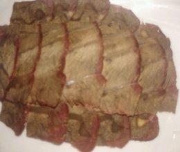 卤水牛肉的做法