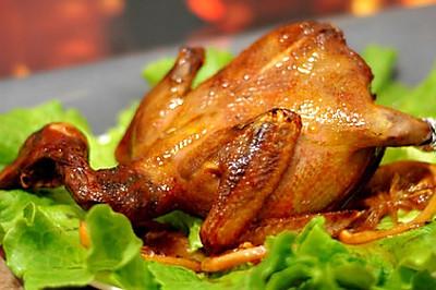 清香烤乳鸽