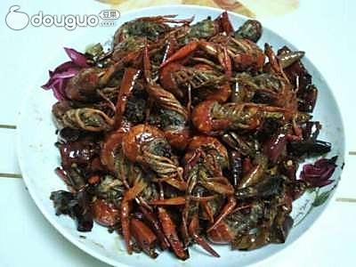 重庆麻辣小龙虾的做法