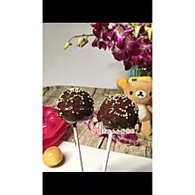 棒棒糖巧克力蛋糕