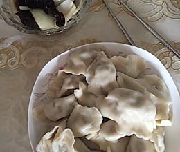 羊肉馅饺子的做法