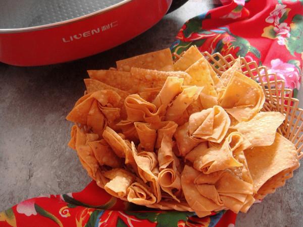 传统小吃|炸排叉的做法
