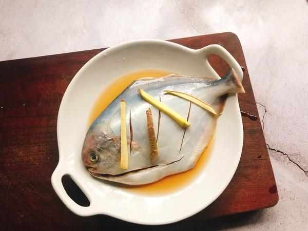 清蒸金枪鱼
