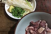 花菜金针羊肉汤的做法