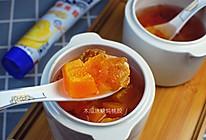 木瓜冰糖炖桃胶的做法