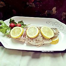 #晒出你的团圆大餐#泰式柠檬烤鱼
