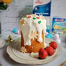 芝士奶盖蛋糕#令人羡慕的圣诞大餐#