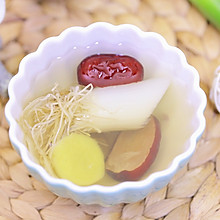 宝宝感冒食疗——红枣葱姜水 宝宝辅食食谱