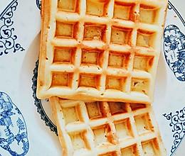 原味华夫饼~早餐机版的做法