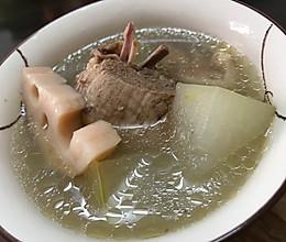 鸭肉汤 12+月龄宝宝也可以饮的汤水的做法