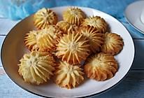 #晒出你的团圆大餐#黄油杏仁曲奇的做法