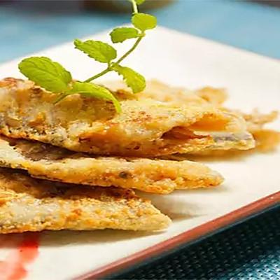 【微体兔菜谱】咸香鲜嫩 香煎带鱼