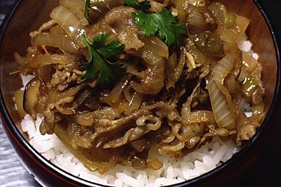 肥羊拌饭and羊肉拌饭