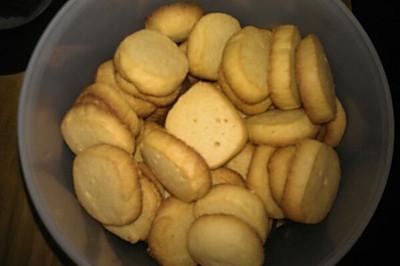 花生酱小酥饼