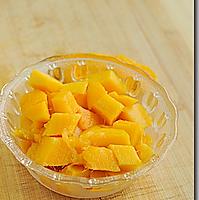 芒果沙冰的做法图解4