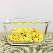 蛋黄溶豆 (婴儿零食)