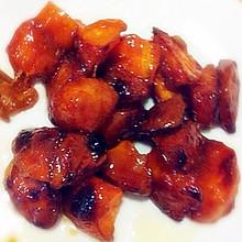 拔丝红薯又名拔丝地瓜