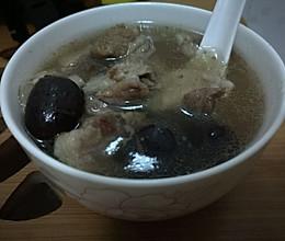 红枣瘦肉汤的做法