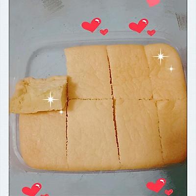 酸奶蒸蛋糕,宝宝辅食
