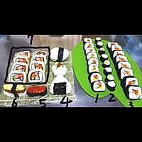 基础卷寿司(含寿司醋),反卷,握寿司,军舰寿司的做法图解27