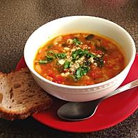 意式经典——香浓菜汤 Minestrone Soup的做法图解8
