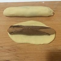 豹纹吐司的做法图解9